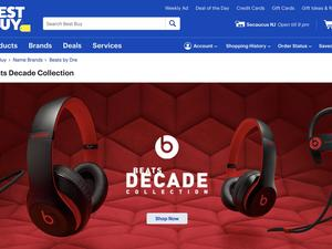 Beats Decade Collection consists of existing gear in new colors