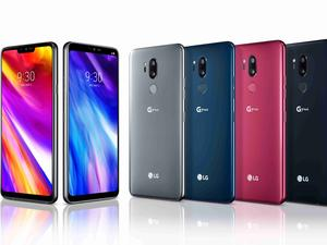 LG G7 ThinQ Giveaway!