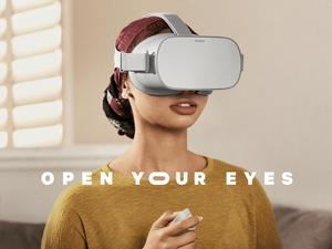Oculus Go, the portable VR headset, is finally available around the world