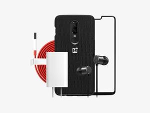 Here are your OnePlus 6 accessory bundles to choose from