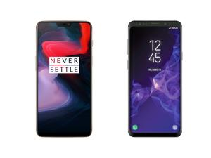 OnePlus 6 vs. Galaxy S9 Plus: Samsung has another worthy challenger