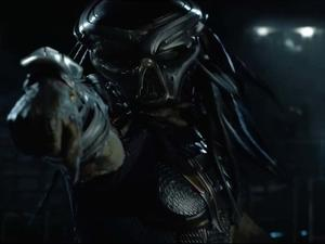 The Predator trailer shows the hunters coming to suburbia