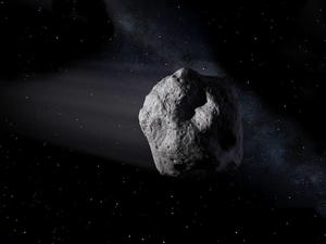 Small asteroid burns up in Earth's atmosphere hours after being detected