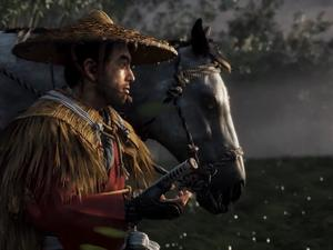 That Ghost of Tsushima demo from Sony's E3 show was real - and it's beautiful
