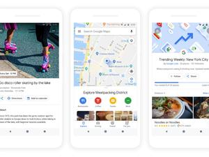 Google Maps redesign will make it easier to find your city's best tacos
