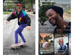Instagram just launched a TV app for longer videos