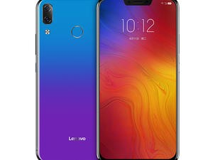 Lenovo Z5 doesn't actually have a crazy-cool look