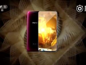 Oppo Find X leak blows the iPhone X out of the water
