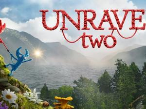 Unravel Two is available today, features extensive co-op play