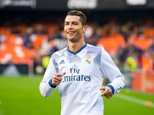 Facebook in negotiations with Cristiano Ronaldo for series