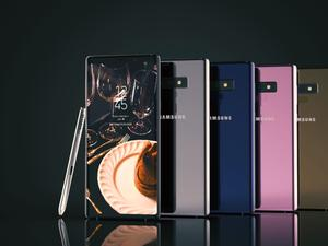 Galaxy Note 9 concept video makes the anticipation unbearable