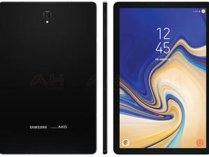 Galaxy Tab S4 leaks, and it might have this next-gen feature