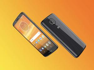 Moto E5 Plus, Play Going Magenta Later This Month