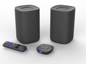 Roku Launches Roku TV Wireless Speakers