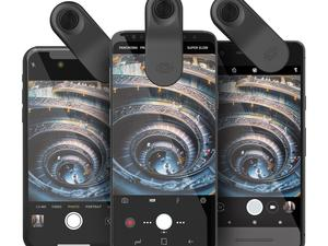Olloclip Multi-Device Clip Enhances the Camera of Just About Any Smartphone