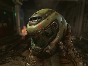 DOOM Eternal is Hell On Earth in Gory Gameplay Reveal