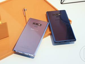 Samsung Galaxy S9 and Galaxy Note 9 Adding Gorgeous Colors