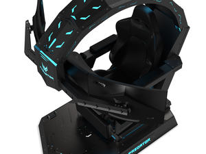 Acer's Crazy Gaming Chair Gives the Iron Throne a Run for Its Money