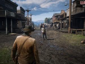 Rockstar Announces Red Dead Online: Here Are the First Details