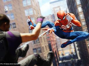 Spider-Man for PS4 Includes Incredibly Sad Easter Egg