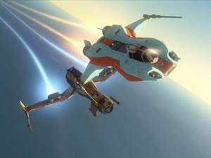 Star Wars: Resistance Looks like the Next Great Animated Series in New Trailer