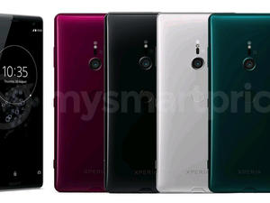 Xperia XZ3 Leaks Just Before Expected Debut