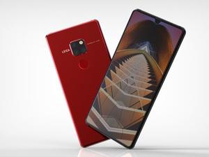 Huawei Mate 20 and Its Triple-Camera System Look Amazing In New Renders