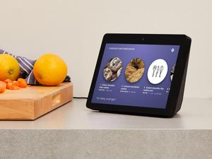 Amazon Redesigns the Echo Show, and It's Very Sleek