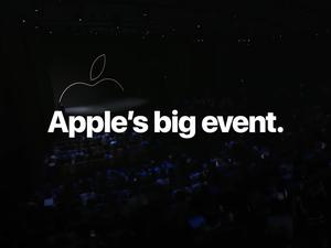 Watch Apple's Big Event in Under 2 Minutes