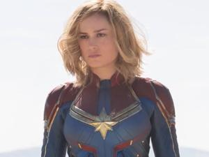 Captain Marvel Movie Details Reveal She's Not Someone To Mess With