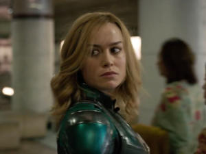 Captain Marvel Trailer: Watch Marvel's Most Powerful Hero in Action