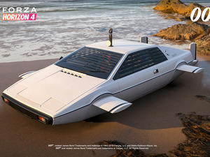 007's Classic Cars are Coming to Forza Horizon 4 - Gadgets Included
