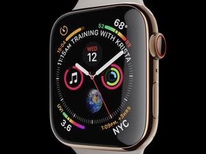 Apple Watch Series 4 Announced: More Display, Less Bezel