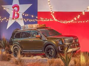 Kia Unveils the Bigger-In-Texas Telluride at NYFW