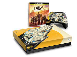 Solo: A Star Wars Story Themed Xbox One X Giveaway!