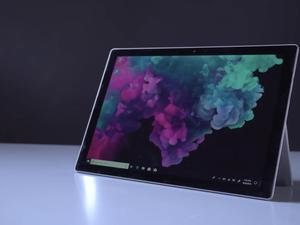 New Surface Pro Won't Look Too Different, but Here It Is