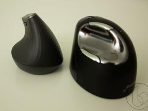 Vertical Mouse Showdown: Logitech vs. Evoluent