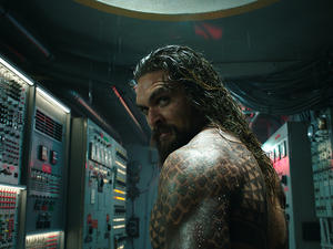 Aquaman 2 is swimming back into theaters in 2022