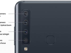 Samsung's Upcoming Galaxy A9 to Include Ambitious Four-Camera System