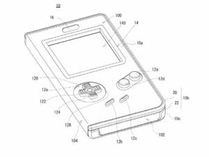 Nintendo Files a Patent for a Working Game Boy Shell for Smart Devices