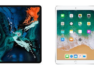 12.9-inch iPad Pro (2018) vs. 12.9-inch iPad Pro (2017): Apple's Tablet Loses the Bezels