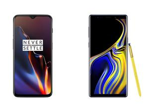 OnePlus 6T vs. Galaxy Note 9: Samsung's Flagship is in Trouble