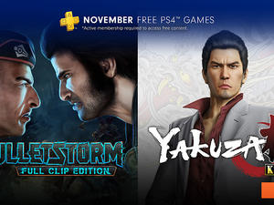 PlayStation Plus' Free November Games Announced Early
