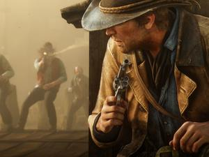 The Best Games of 2018: Red Dead Redemption 2