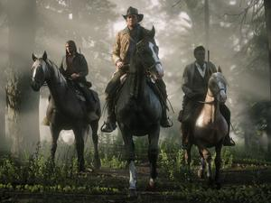 Red Dead Online Lights Up This Week