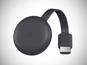 Chromecast Returns to Amazon, No Prime Video Support Included