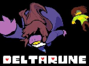Undertale Creator Releases Surprise Demo for a Sequel Called Deltrarune