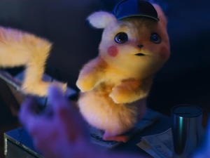 Detective Pikachu Movie Trailer Is All Kinds of Weird—But it Works