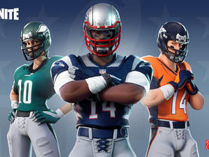 Fortnite: Soon You'll Be Able to Play as Your Favorite NFL Team