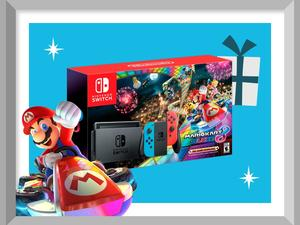 Nintendo Announces Holiday Gift Guide for Switch, 2DS and More